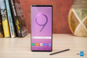 Galaxy Note 9 vs Galaxy Note 8: Preliminary size comparison