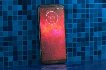 Motorola Moto Z3 Play doesn't have a 3.5mm headphone jack, but comes with an adapter