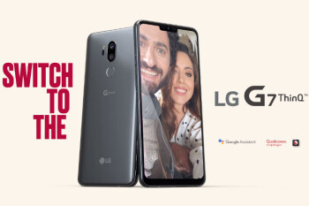 Switch to the G7 ThinQ if your phone is slow, says LG (helped by Aubrey Plaza)