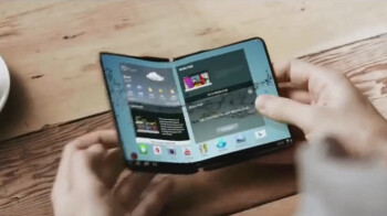 Samsung's foldable smartphone could go on sale for nearly $2000
