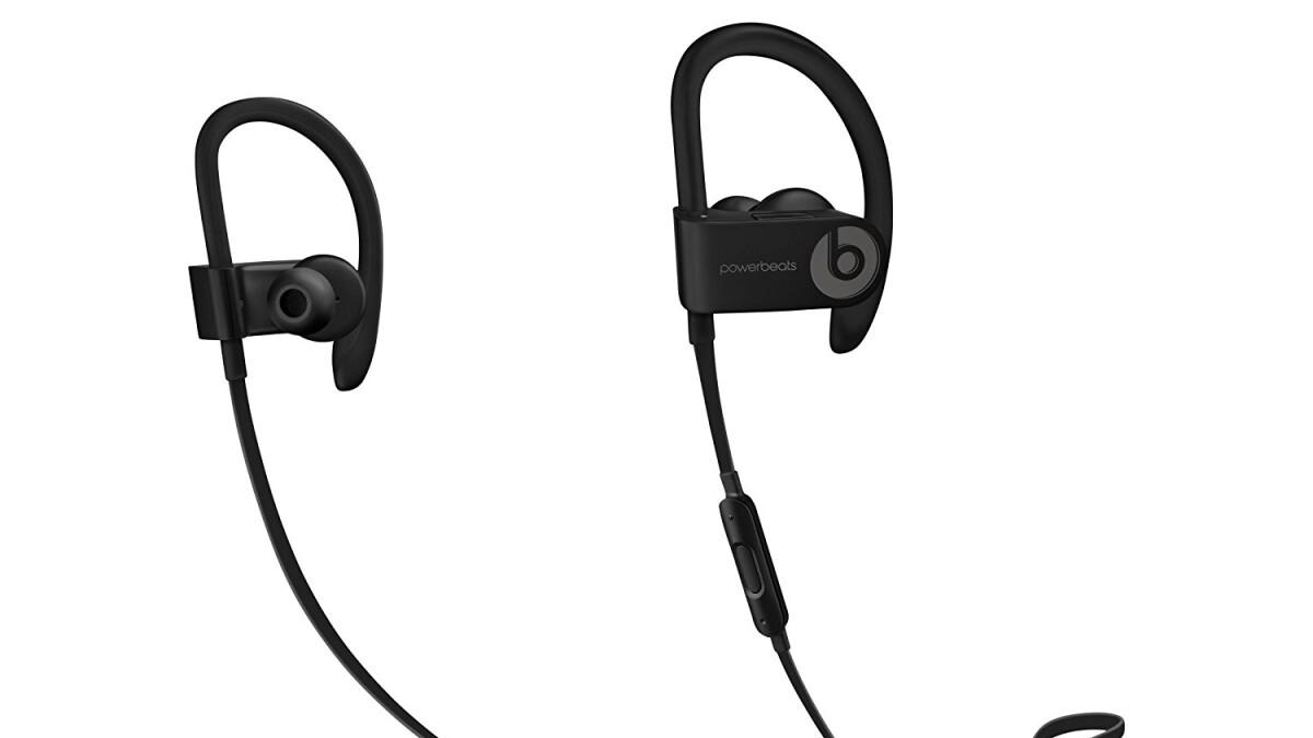 Wireless headphone bargain: Beats Powerbeats 3 for $100 here!