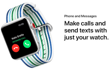 Apple Watch now compatible with US Cellular and C-Spire, released with half-price deal