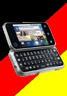 Motorola BACKFLIP heading to Germany
