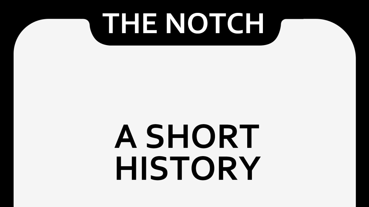 History of the notch: Who copied who (and why Apple did it best)