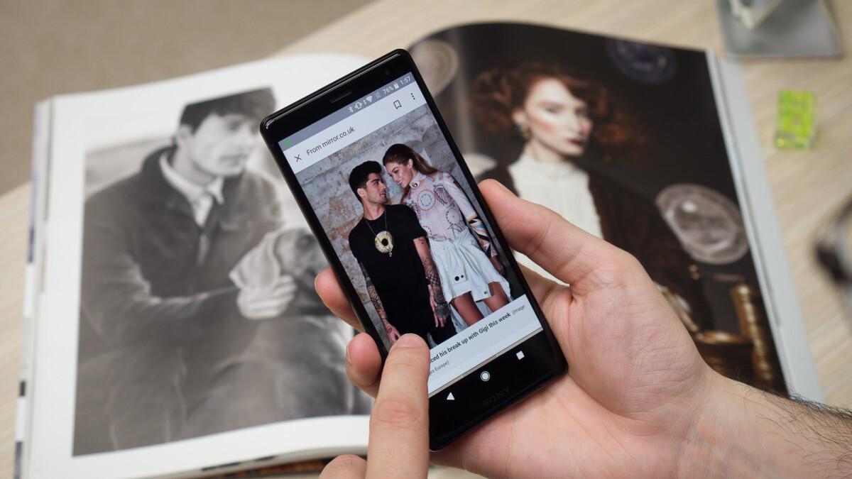 Sony Xperia XZ3 rumor review: love child of the XZ2 and Premium