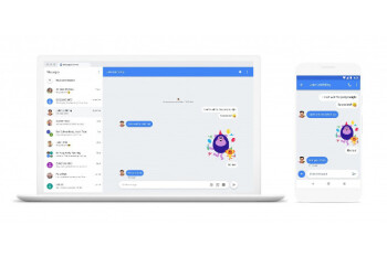 Android Messages for the web is now live, but rollout for Android is just starting