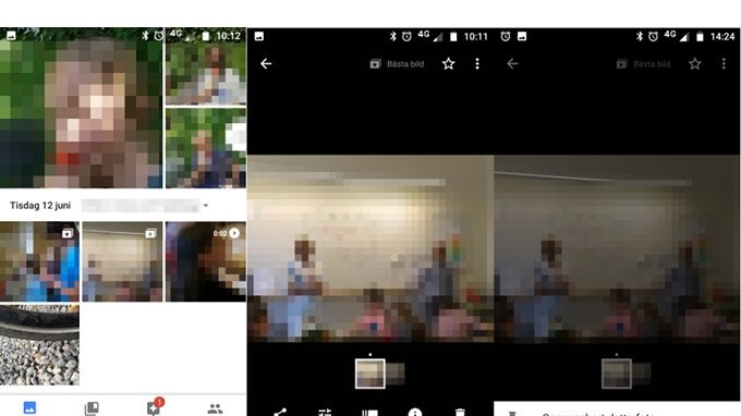 Google Photos to allow grouping of similar pictures taken around the same time