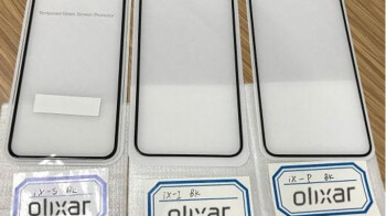 Screen protectors show up for all three expected 2018 iPhones