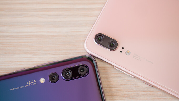 Huawei P20 Pro updated with camera tweaks, June security patch