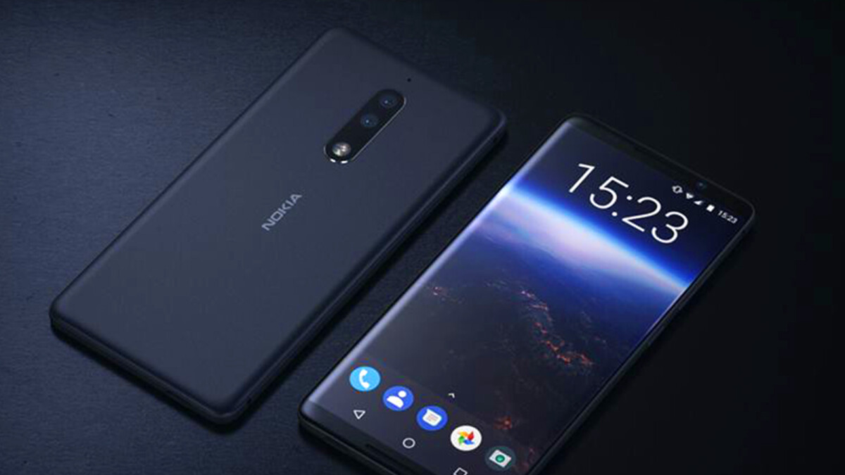 Image result for Design of Nokia 9 got leaked, may get launch in October