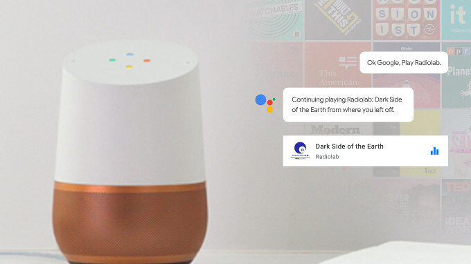 Google Podcasts app arrives with personalized recommendations and Assistant integration