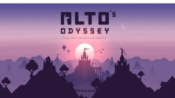 Alto's Odyssey for Android up for pre-registration, full release in July