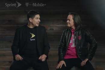 T-Mobile and Sprint need to merge so that America has great 5G, say... T-Mobile and Sprint