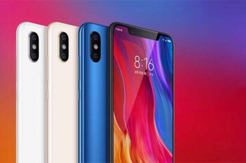 The Xiaomi Mi 8 will go on sale in Europe starting August