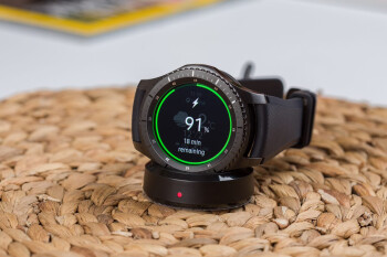 Samsung Gear S4 wireless charger gets certified