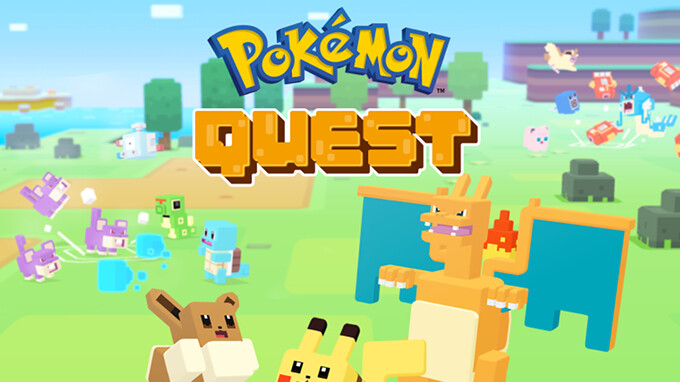 Pre-registrations now open for Nintendo's Pokemon Quest mobile game