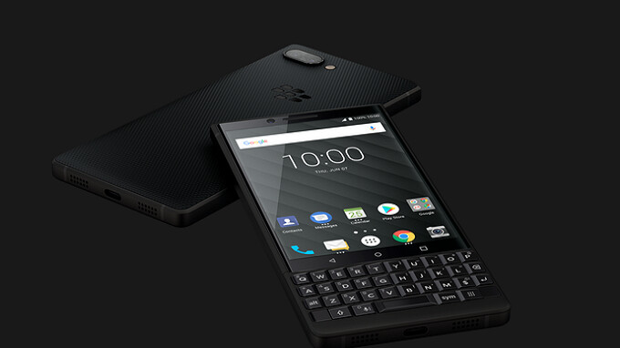 2c811c4548 While the BlackBerry KEYone seems to have taken consumers by surprise