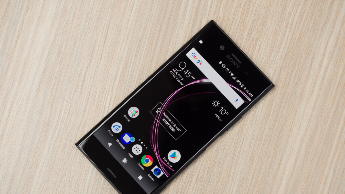 Sony offers official statement on Xperia stripe display issues