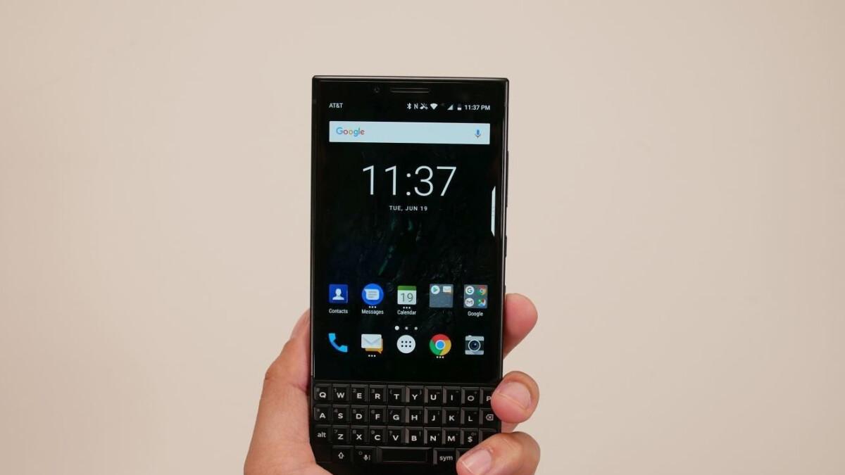 BlackBerry KEY2 gets US release date, pre-orders start next week