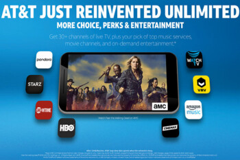 AT&T's new streaming service