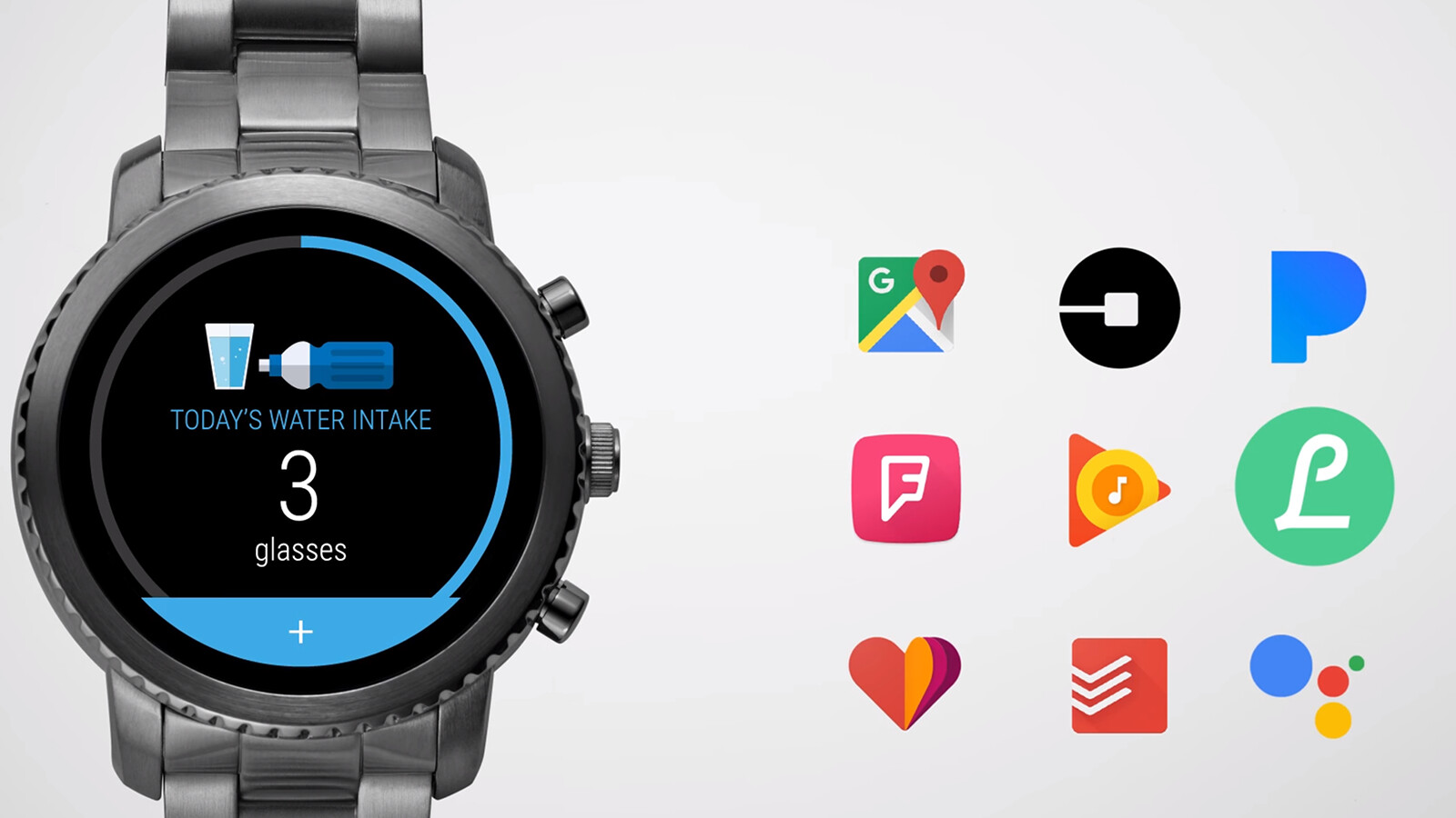 Seven Fossil smartwatches powered by Wear OS spotted ahead