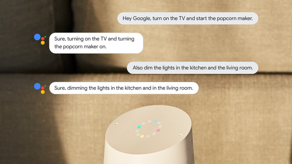 Google Assistant update removes
