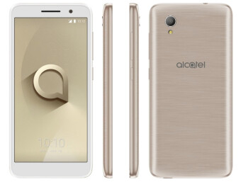 Alcatel 1 goes official as one of the cheapest Android Go phones on the market