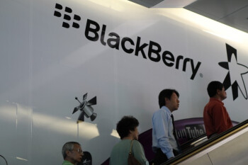 BlackBerry signs licensing deal to provide security for rugged CAT and Land Rover phones