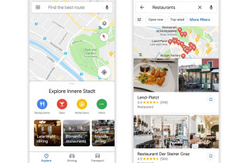 Google Maps Material makeover is now rolling out