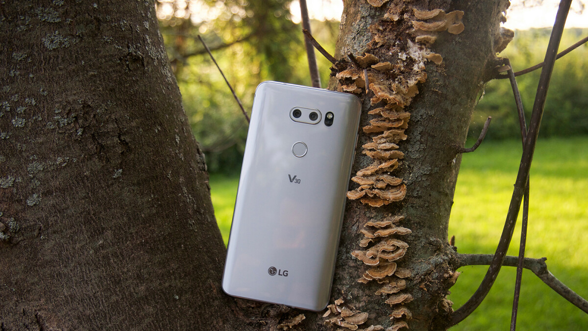 LG V40 rumored to boast five cameras, face unlock and notched display