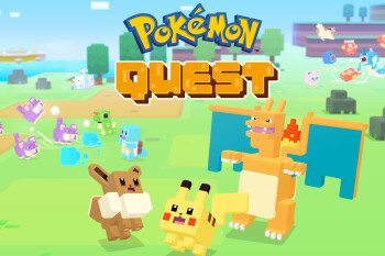 Pokemon Quest is now out on Android and iOS