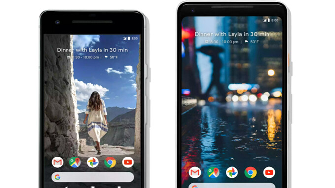 Verizon has another sale on the Google Pixel 2 and Pixel 2 XL; $200 off and up to 50% more with trade