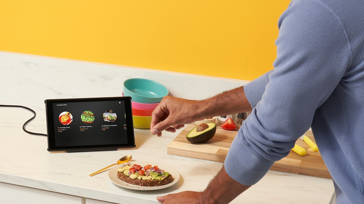 Amazon launches Show Mode Charging Dock for Fire HD tablets