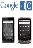 DROID or Nexus One being given out to Google I/O attendees
