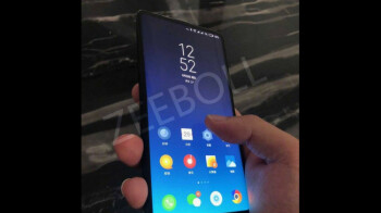 Xiaomi Mi Mix 3 leaks out in alleged live image revealing updated design