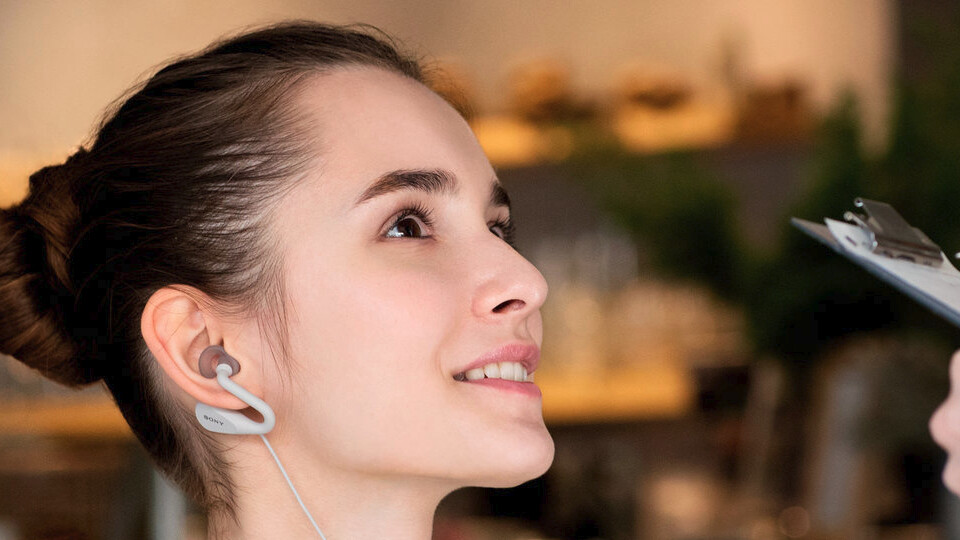 Grab a Sony Open-Ear headset for less than 50% its price!