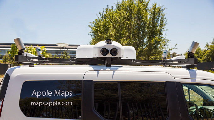 Apple plans to improve Apple Maps by rebuilding the app and using its own mapping data