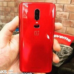 OnePlus teases red version of the OnePlus 6; new color could be available July 2nd