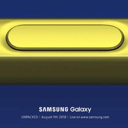 The S Pen for the Samsung Galaxy Note 9 has gone through its