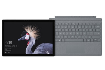Save $360 or 31% on bundle that includes Surface Pro and Platinum Signature Type Cover