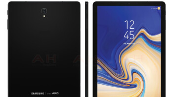 Is this the Galaxy Tab S4? New render revealed