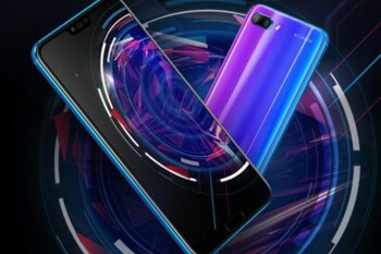 Honor 10 GT gets unveiled with GPU Turbo technology and 8GB of RAM