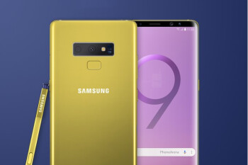 S Pen model numbers suggest yellow Galaxy Note 9 may not launch after all