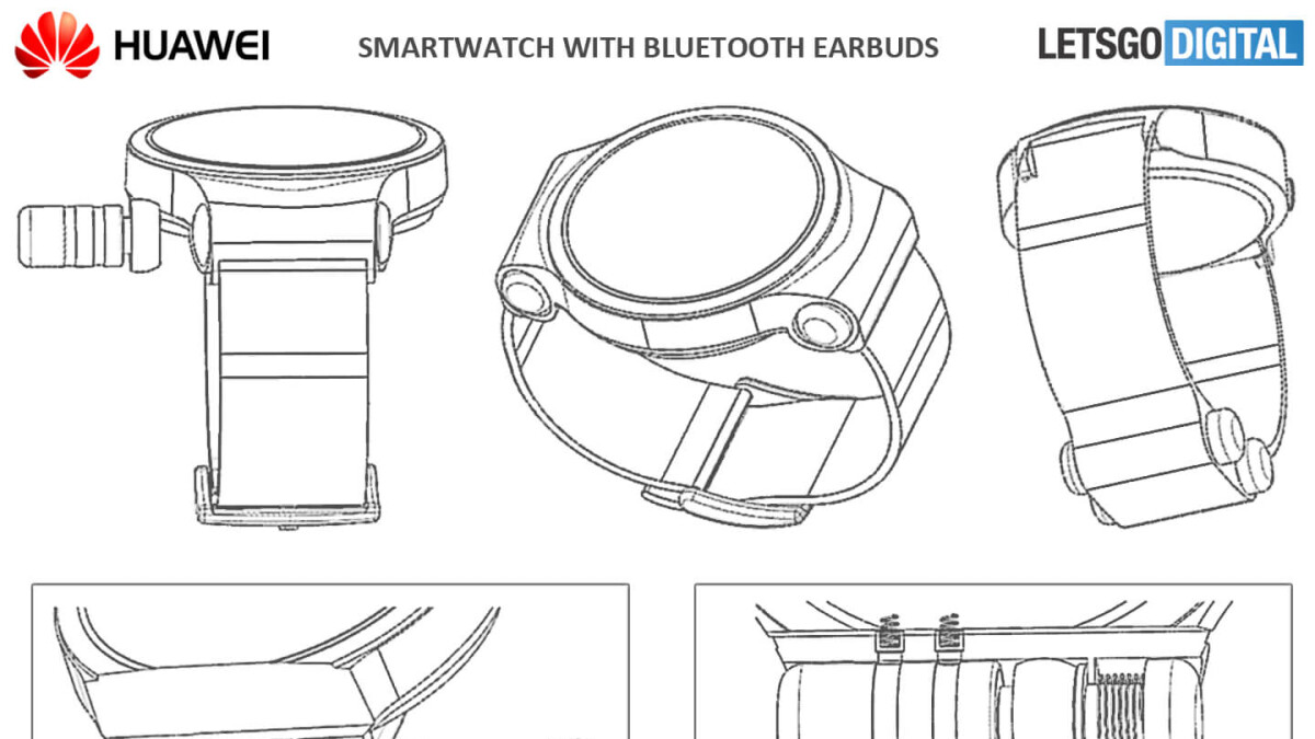 Huawei's next smartwatch could be only slightly innovative