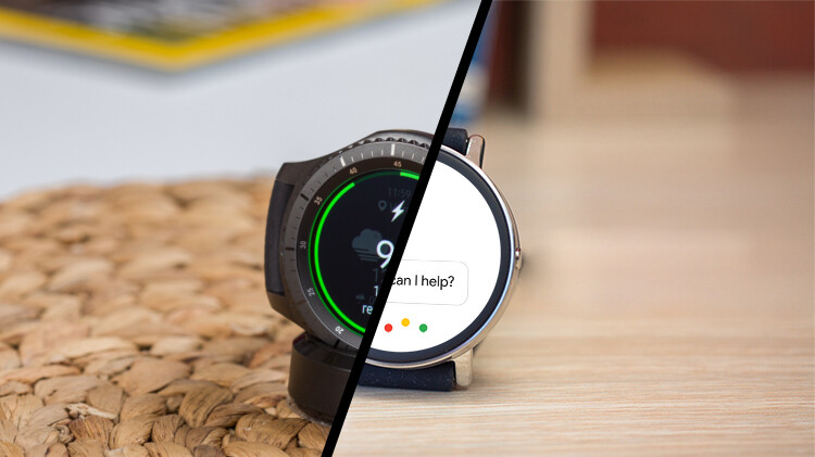 Pixel Watch vs Gear S4: that's going to be an intense battle!