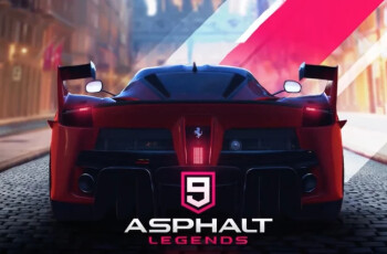 Pre-register for Asphalt 9: Legends on Google Play Store and earn extra rewards