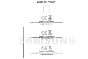 Unlocked Samsung Galaxy Note 9 for the U.S. visits the FCC