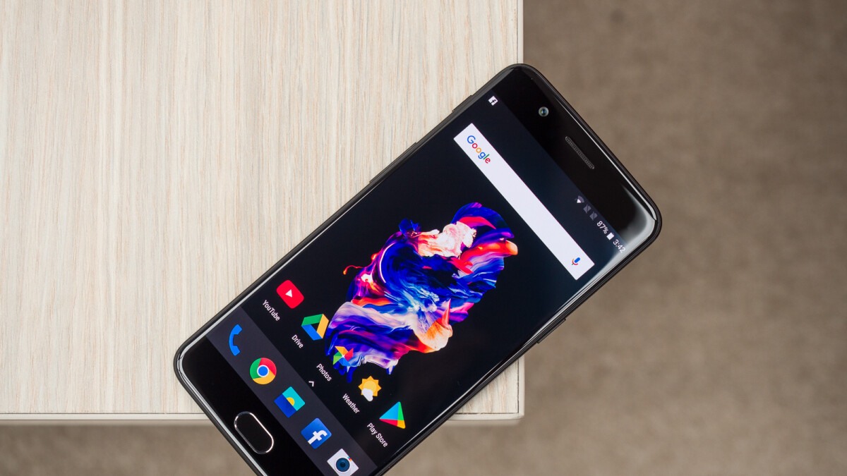OnePlus 5 and 5T soon to get Project Treble support and new user interface