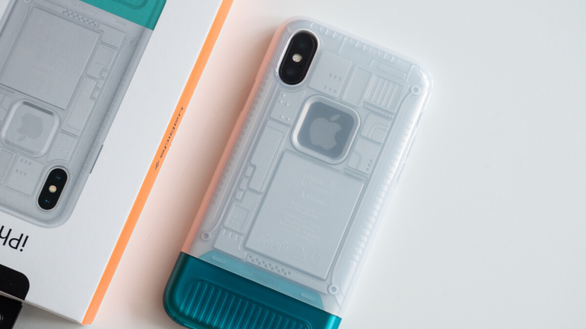 Spigen 10th Anniversary Edition cases for iPhone X: hands-on look
