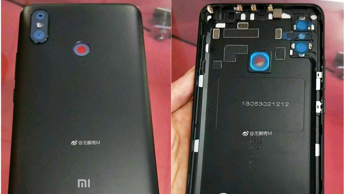 Xiaomi Mi Max 3 live pictures confirm dual camera setup, rear fingerprint scanner